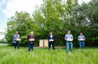 Bienenprojekt LFS Pyhra